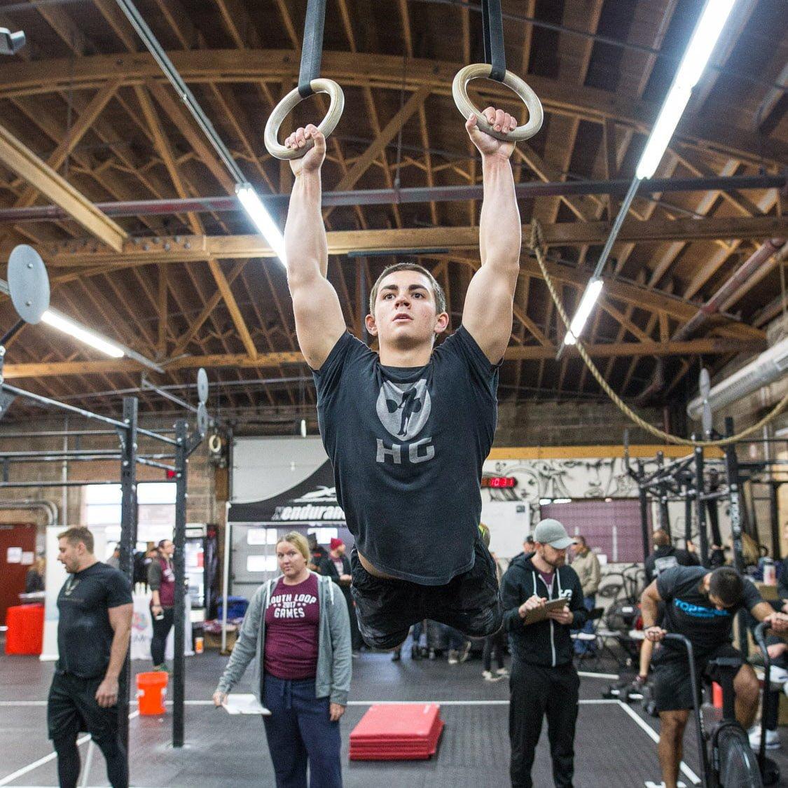 George Sterner Muscle-Up